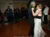 First dance as husband and wife with a ukulele player at a Riverside Hotel wedding in Ft. Lauderdale.