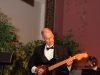 The John Parker Band guitarist plays at a Grand Hall at the Priory, Pittsburgh wedding reception.