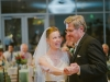 Bride dances with the Father of the Bride at a Phipps Conservatory, Pittsburgh wedding reception.