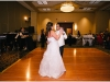 Bride and groom share their first dance at a Sheraton Station Square, Pittsburgh wedding.