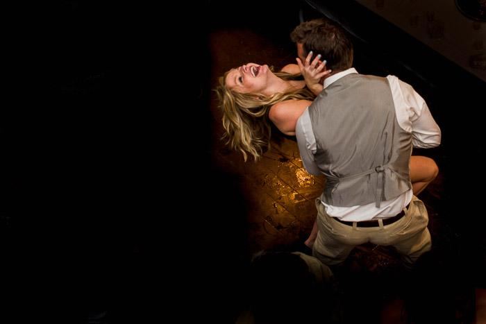 Foxley Farm Wedding Guests Having Fun on the Dance Floor