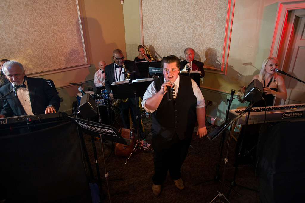 Montour Heights Pittsburgh Wedding Music Dreamscape Band