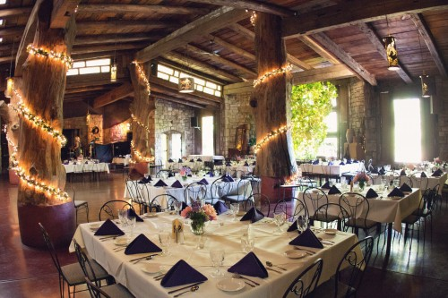 Green Gables Jennerstown Wedding Reception Venue with Rustic Decor