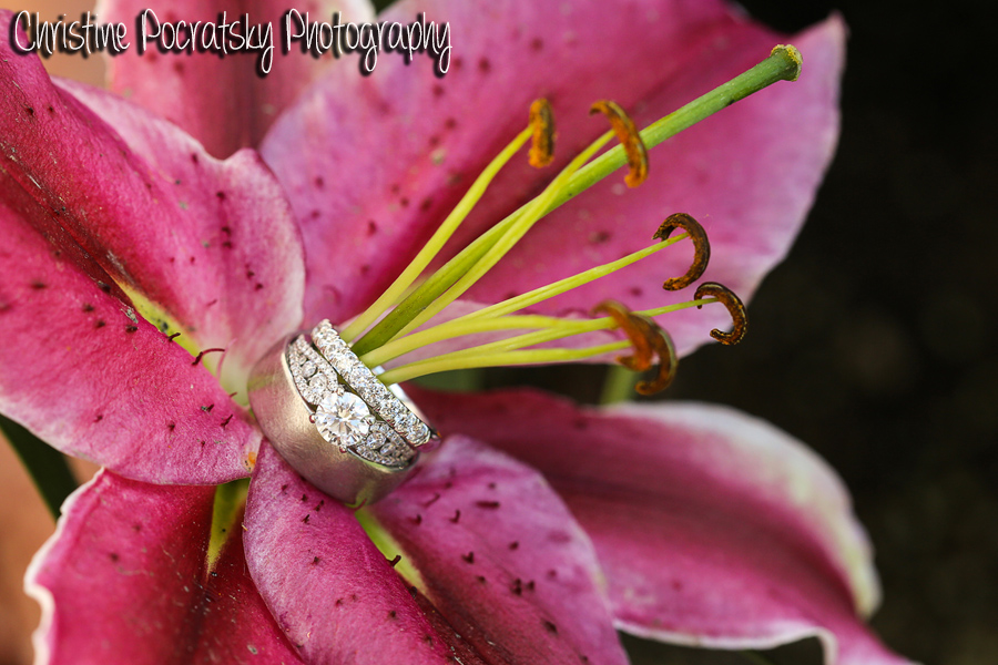 Hopwood Social Hall Wedding Ceremony - Weddings Bands and Engagement Ring