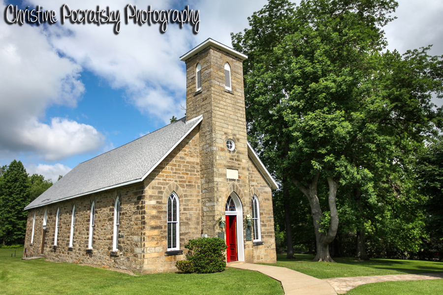 Hopwood Social Hall Wedding Ceremony - Wythe Chapel Venue