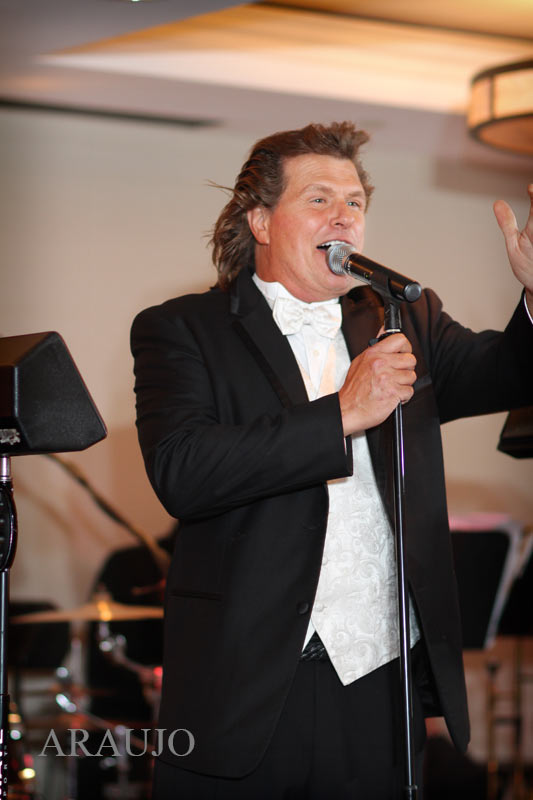 Renaissance Hotel Pittsburgh Wedding Reception - John Parker Band Lead Singer