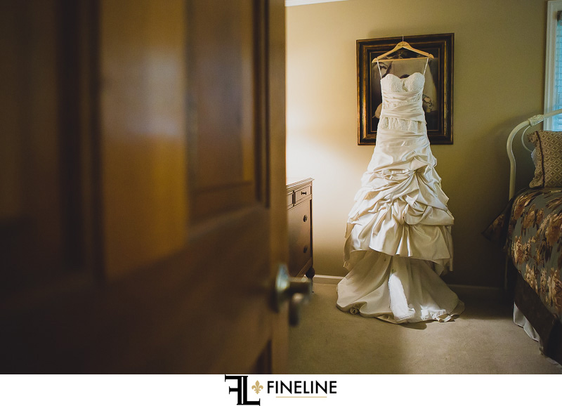 Greensburg Country Club Wedding: