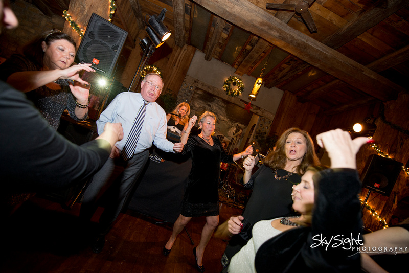 Green Gables Wedding Reception: Crowded Dance Floor