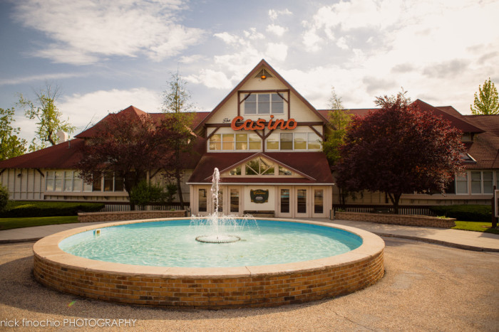 Casino at Lakemont Park Wedding: Unique Ceremony and Reception Venue