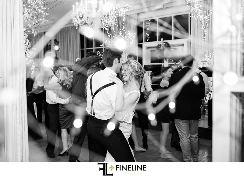 Rolling Rock Country Club Ligonier Wedding Reception: Full Dance Floor