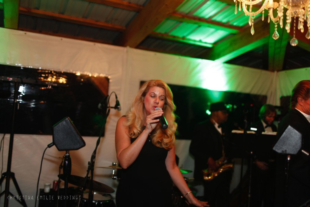 Rustic Acres Farm Pittsburgh John Parker Band Wedding Reception