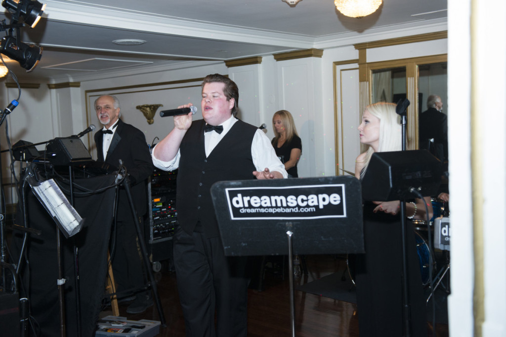 George Washington Hotel Pittsburgh Dreamscape Live Wedding Band Performing