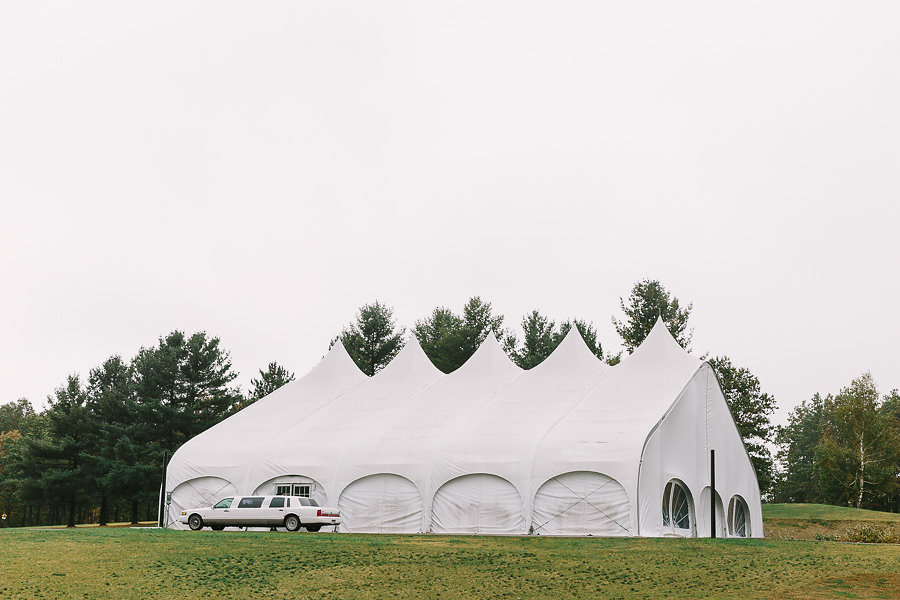 Wisp Resort McHenry MD Mountain Mist Tent Fall Wedding
