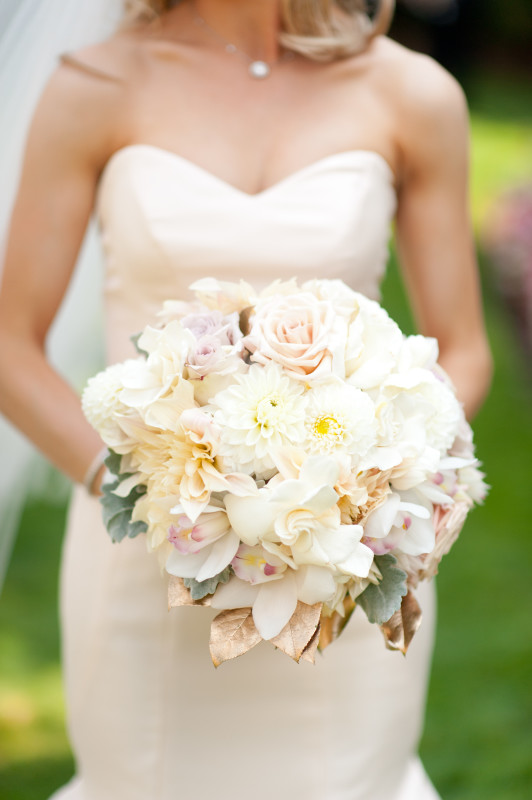 Hotel Monaco Pittsburgh Wedding Close Up Bridal Bouquet