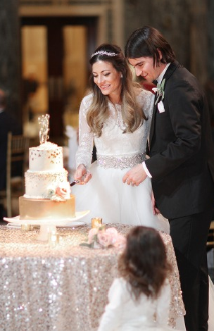 Carnegie Museum Pittsburgh Wedding Cake Cutting