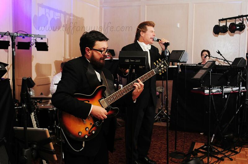 Shakespeare Restaurant Wedding John Parker Band Performing