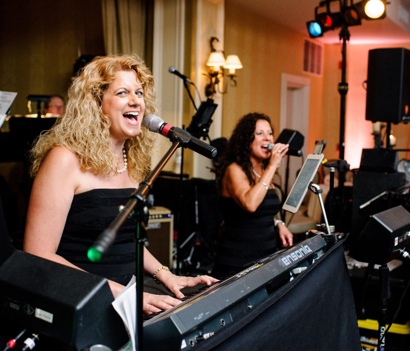 St. Clair Country Club Wedding Dreamscape Band