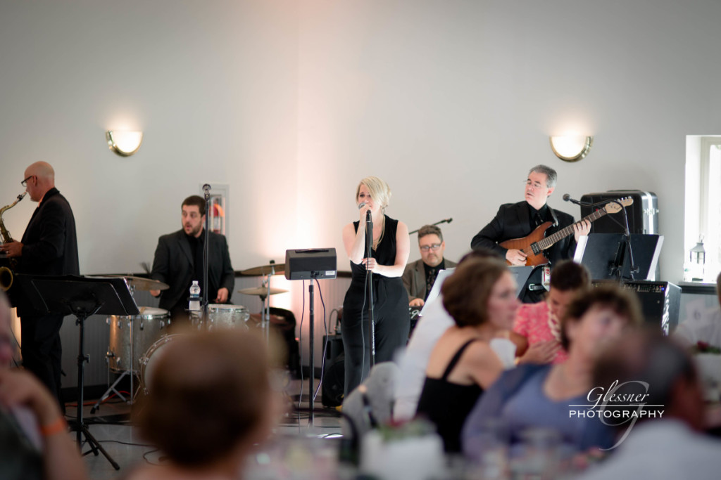 Bakersville Fire Hall Pittsburgh Wedding Modern Times Band