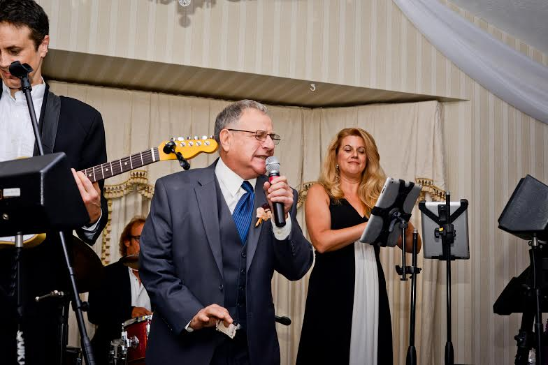 Parkersburg Country Club West Virginia Wedding Singers