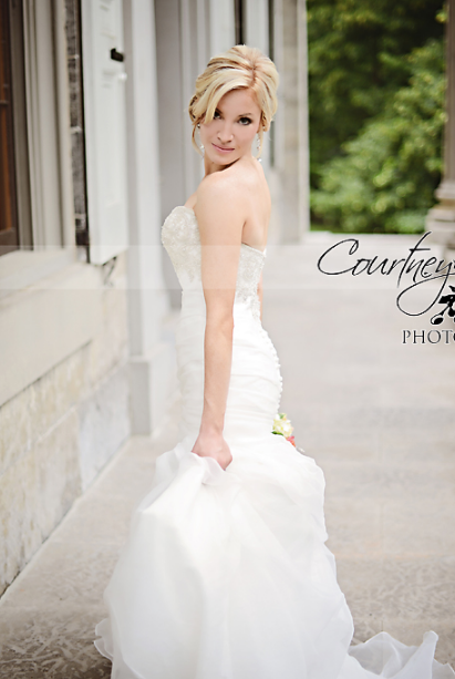 Blair County Convention Center Pittsburgh Wedding Bridal Dress