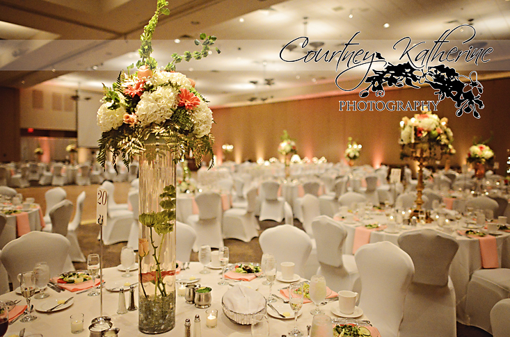 Blair County Convention Center Pittsburgh Wedding Reception Venue