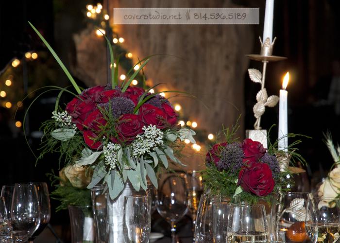 Green Gables Restaurant Pittsburgh Wedding Flowers