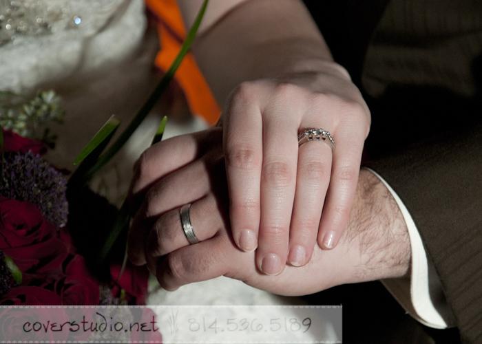 Green Gables Restaurant Pittsburgh Wedding Wedding Rings