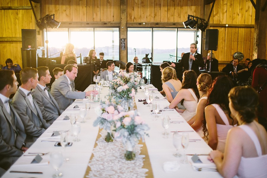 White Barn Pittsburgh Wedding Reception Venue