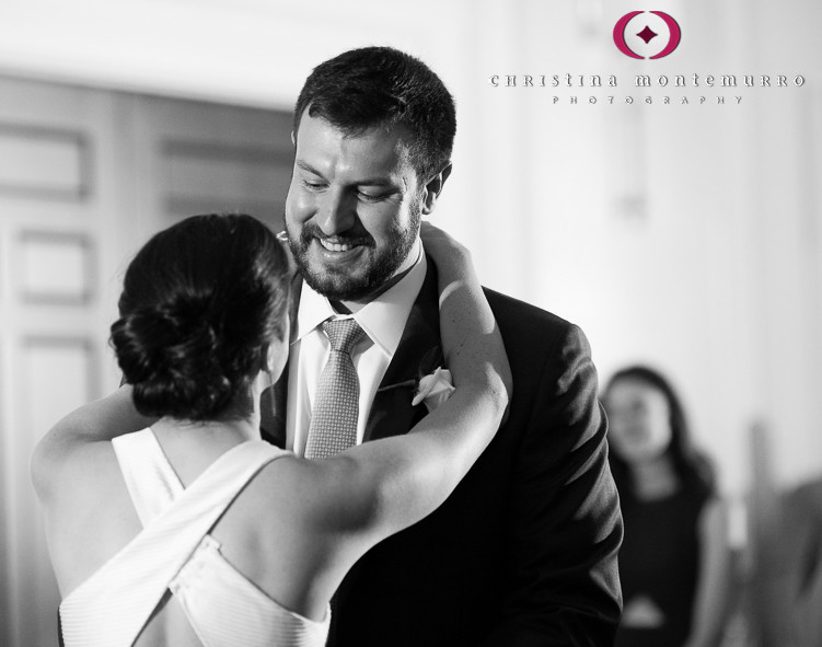 Hotel Monaco-Pittsburgh-Wedding-First-Dance-Newlyweds