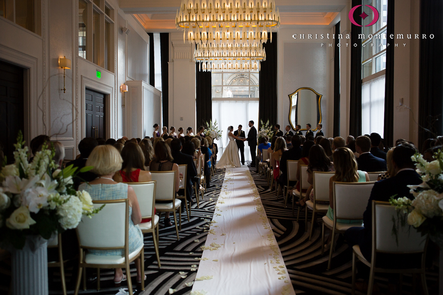 Hotel Monaco-Pittsburgh-Wedding-Ceremony-Vows