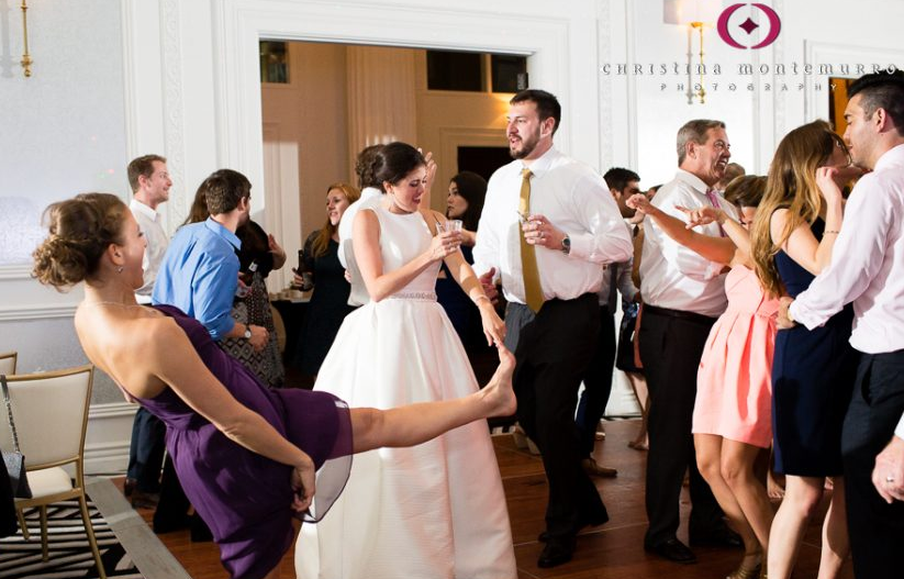 Hotel Monaco-Pittsburgh-Wedding-Bride-Groom-Dancing