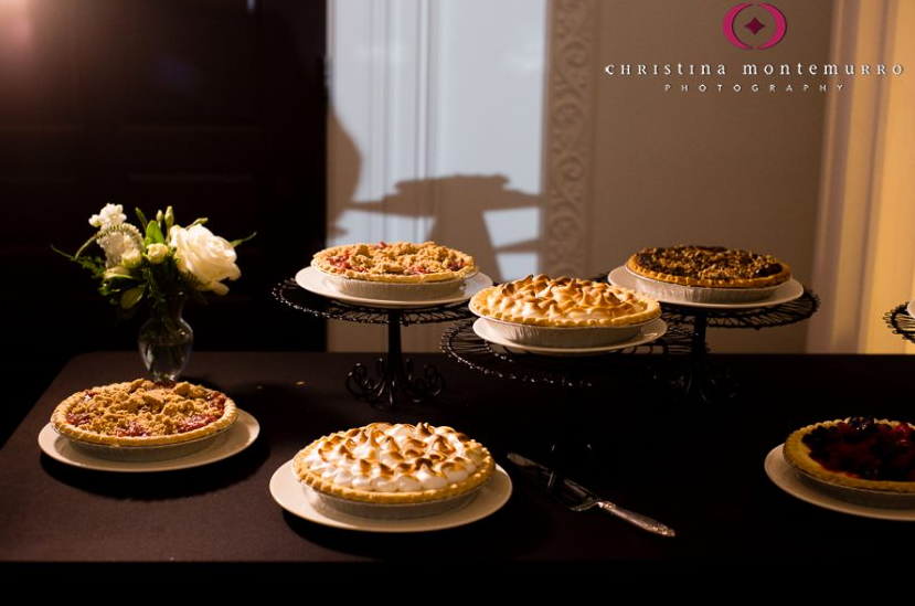 Hotel Monaco-Pittsburgh-Wedding-Pie-Collection