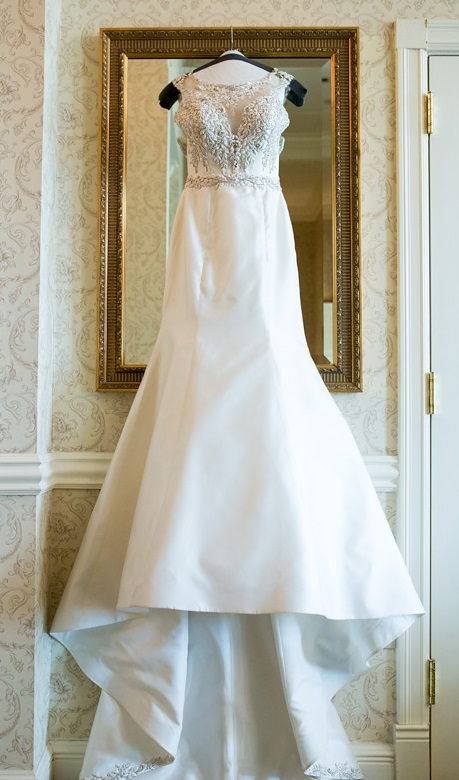 Nemacolin Woodlands Pittsburgh Wedding Wedding Gown