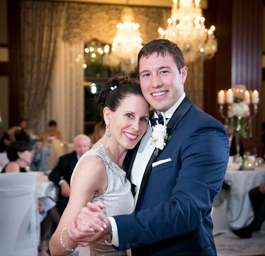 Nemacolin Woodlands Pittsburgh Wedding Groom and Mother Dance