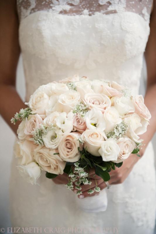 University Club Pittsburgh Wedding Bridal Bouquet