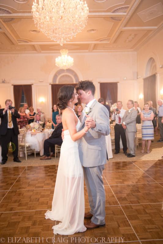 University Club Pittsburgh Wedding First Dance