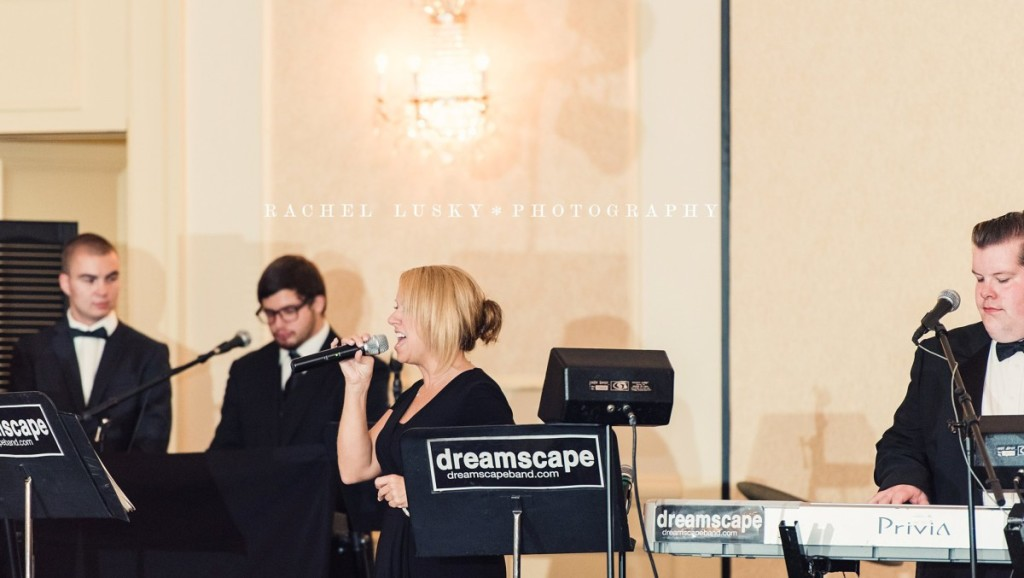 Ambassador Center Pittsburgh Wedding Dreamscape Band Reception