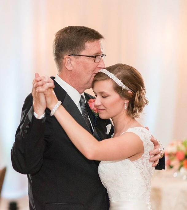 Ambassador Center Pittsburgh Wedding Father Daughter Dance