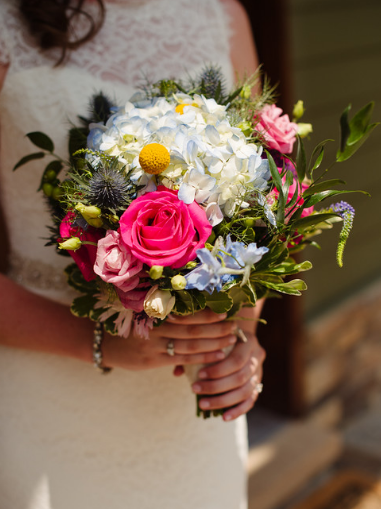 Seven Springs Pittsburgh Wedding Bridal Bouquet