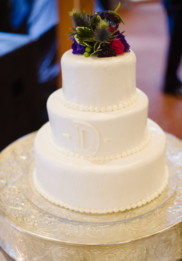Seven Springs Pittsburgh Wedding White Cake