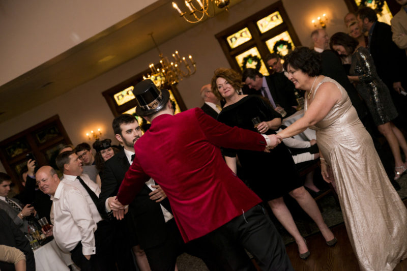 dancing at wedding - Camelot Banquet Center Pittsburgh