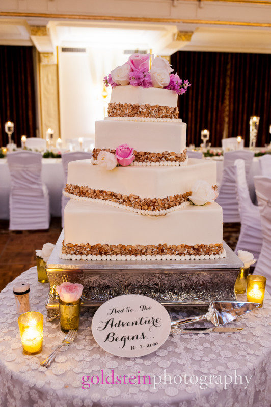 awesome Wedding Cake Almond Torte Prantl's Bakery William Penn Pittsburgh