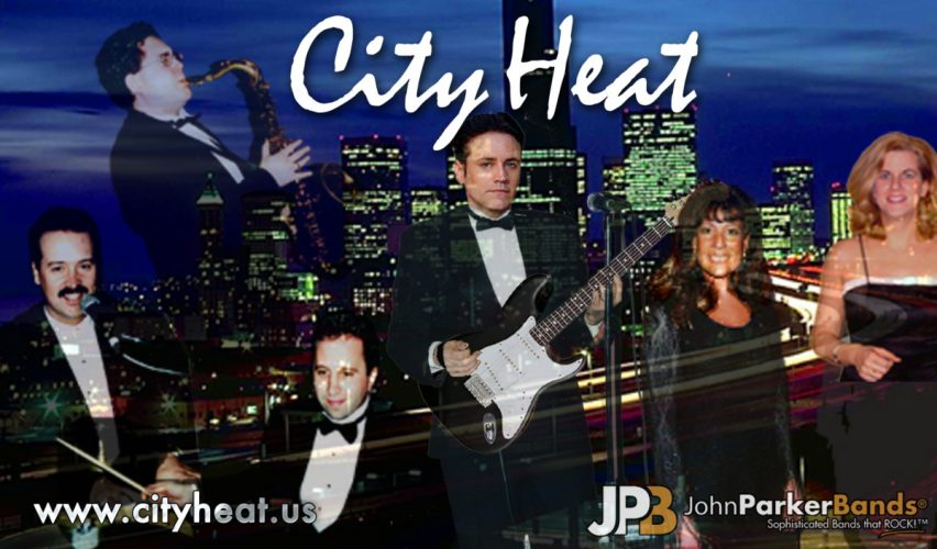 City Heat Band Pittsburgh